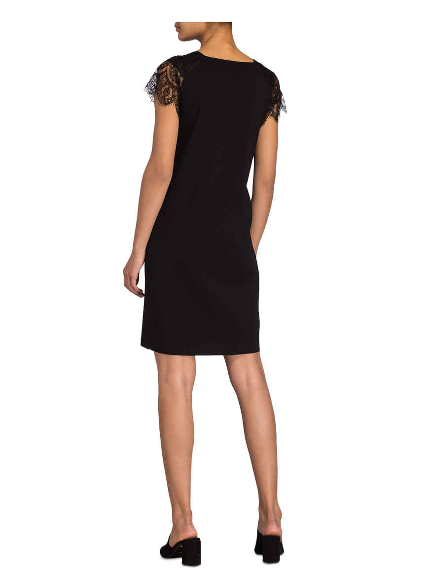 Kaufen Kleid Bei Oui Schwarz Von 2EDHYe9WI