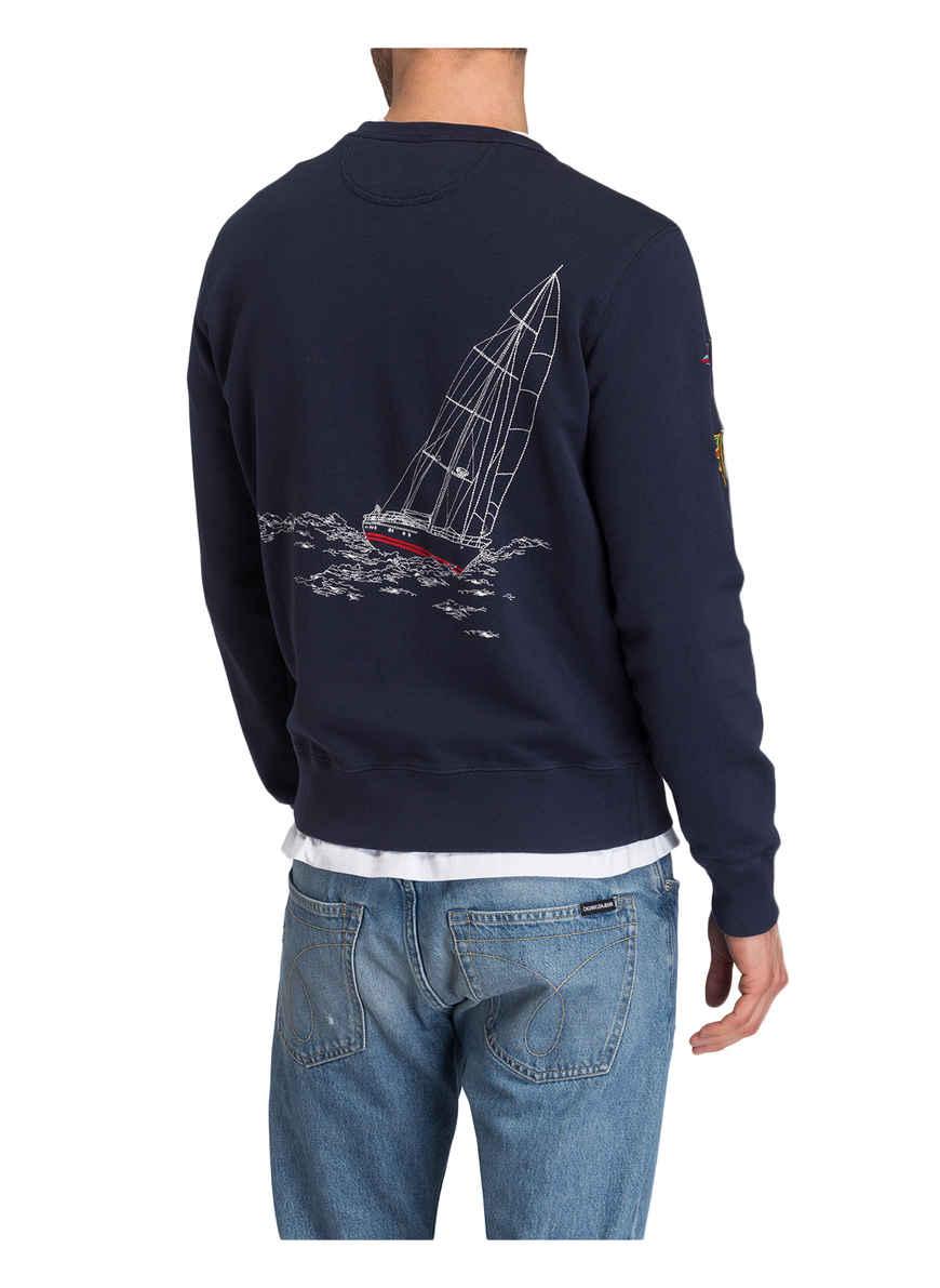 Best Kaufen Dunkelblau Company Bei Von Sweatshirt vYb7y6fg