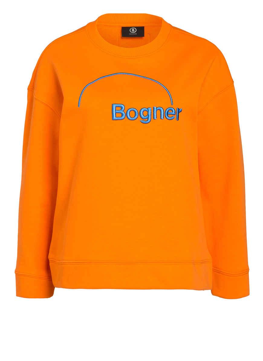 Bei Kaufen Von Bogner Sweatshirt Bruna Orange ZikXOPu