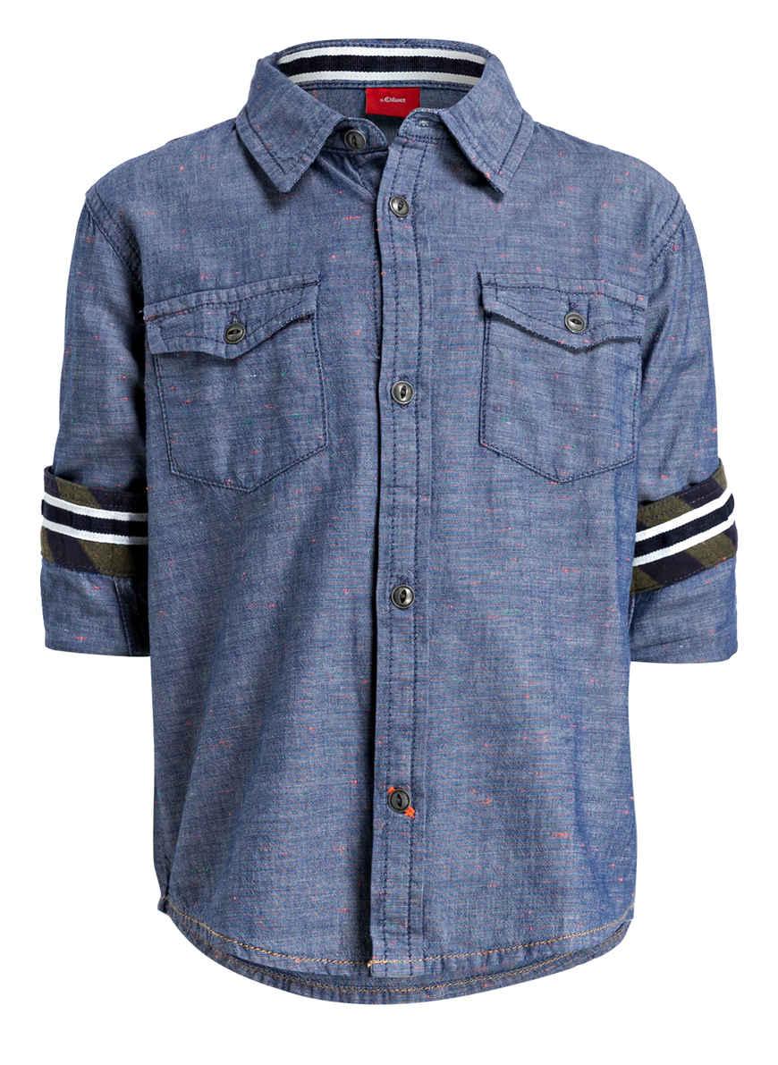 oliver Meliert S Blau Von Bei Hemd Kaufen uwPOkTZilX