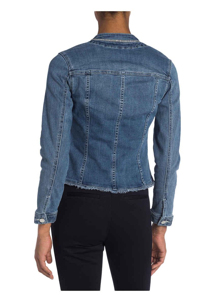 S Denim Kaufen Jeansjacke Von Bei Label oliver Blue Black rBxQdtoshC