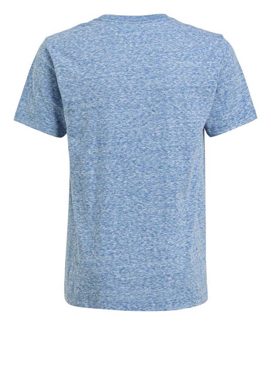 Von T shirt Bei Kaufen crew J HellblauMeliert EW9D2HI