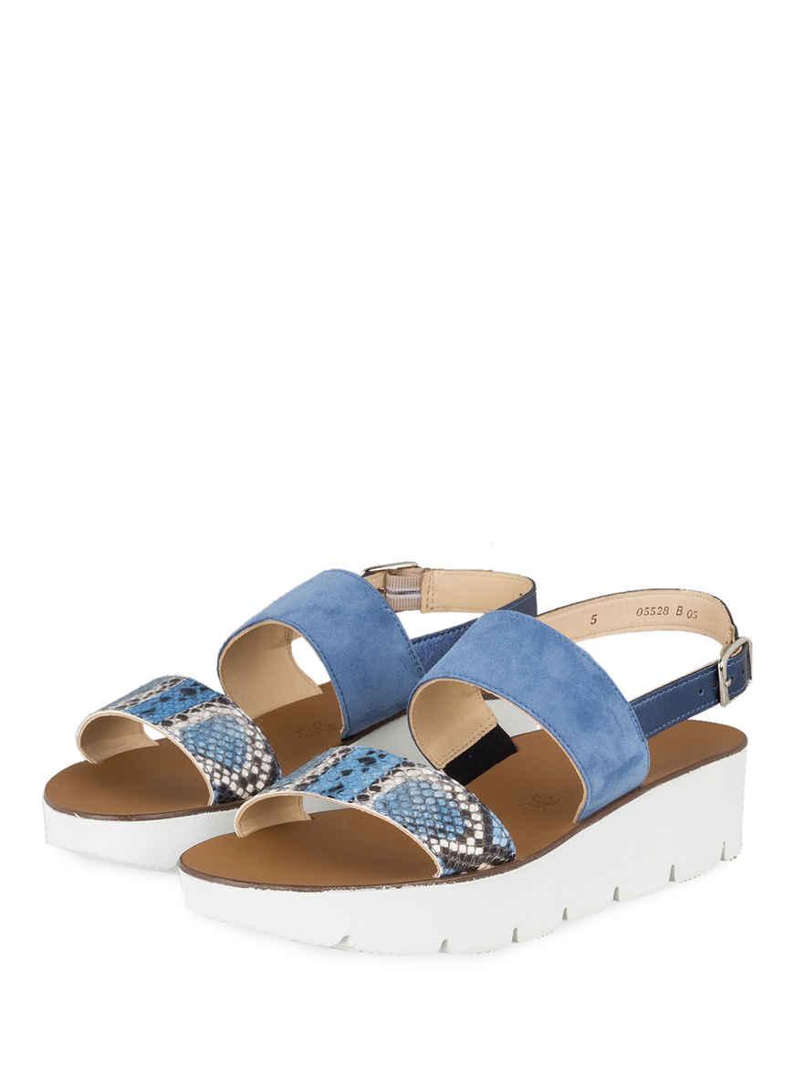 sandalen Von Green Plateau Hellblau Paul Bei Kaufen xWBoerQdC