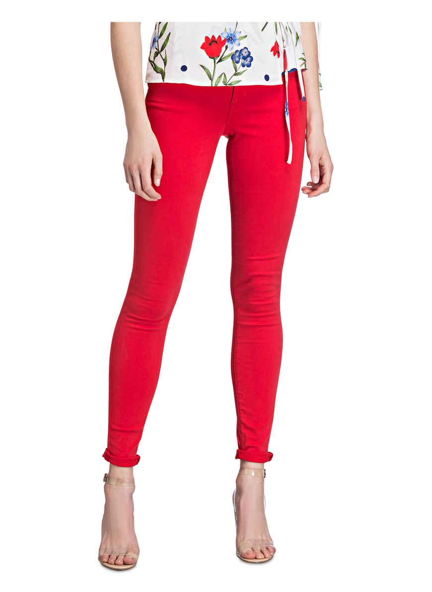 Bei Skinny jeans Von Guess Rot Kaufen wym80PNvnO
