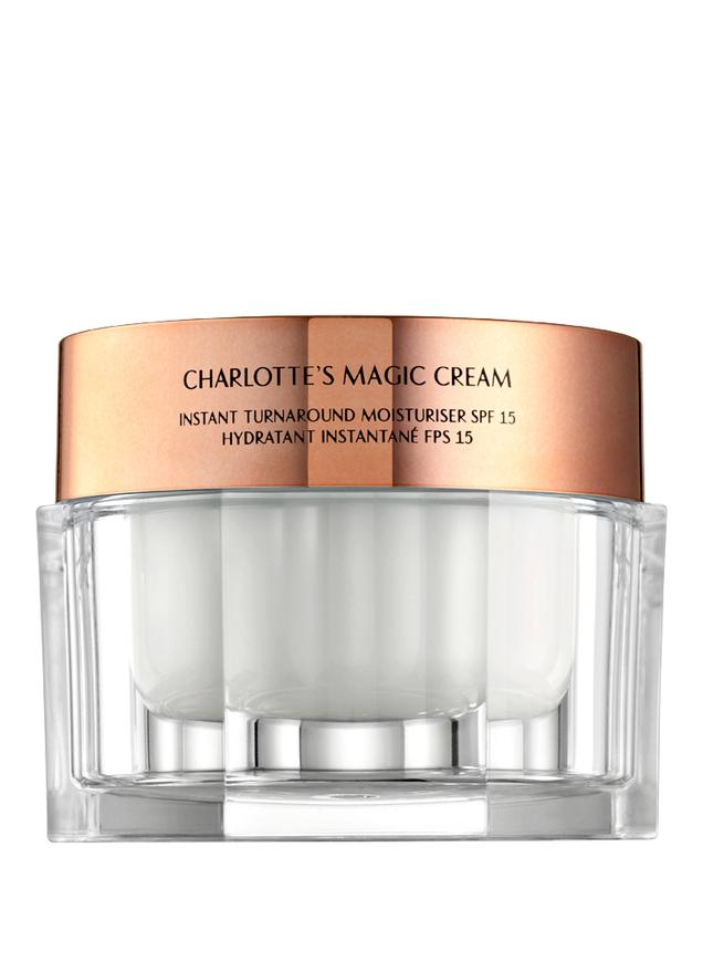 charlotte 39 s magic cream 150 ml von charlotte tilbury bei. Black Bedroom Furniture Sets. Home Design Ideas