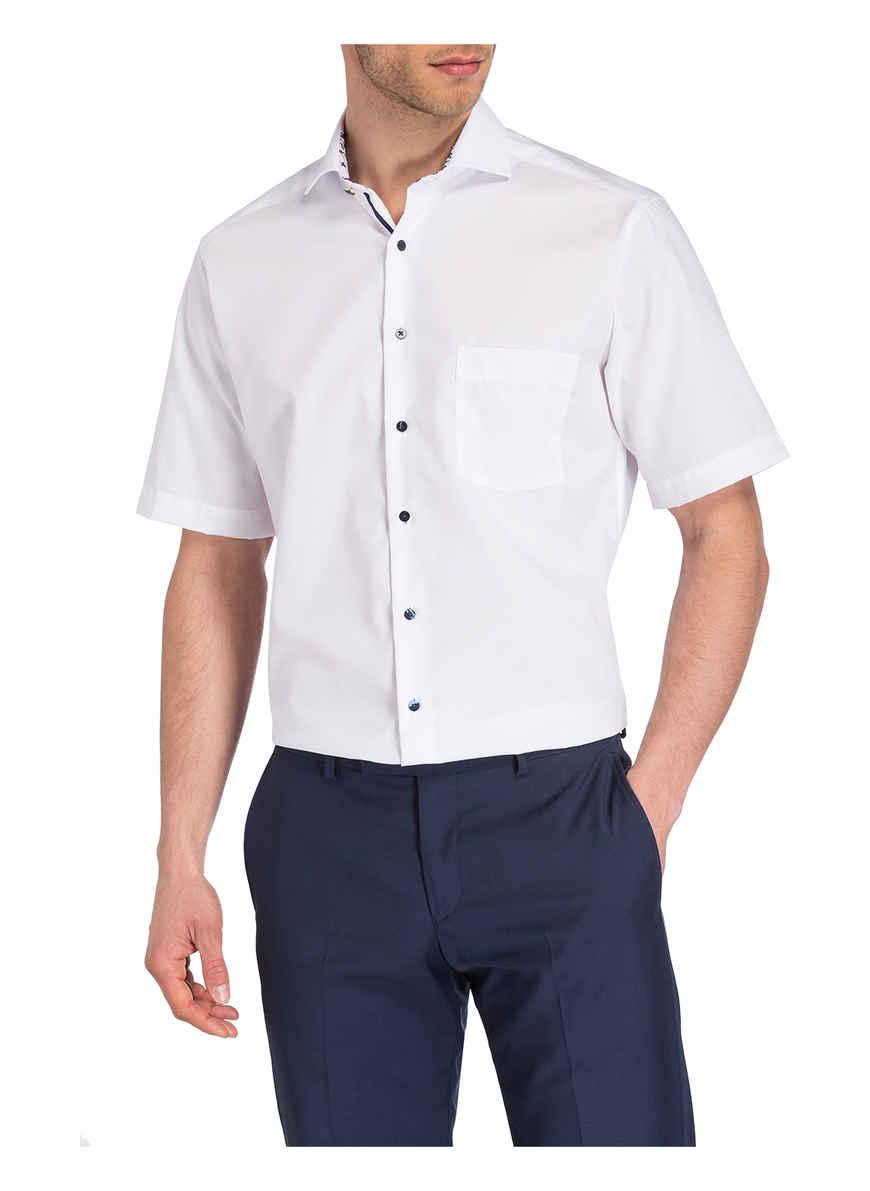 Bei Fit hemd Von Modern Kaufen Halbarm Eterna Weiss TFKJ1cl