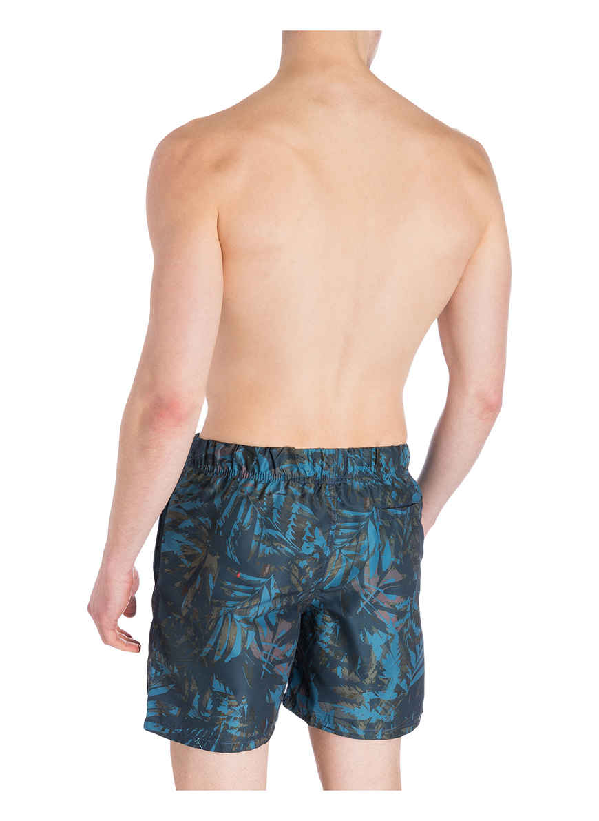 Kaufen Camouflage Von Shiwi Bei PetrolBlauKhaki Badeshorts PXkiuZ