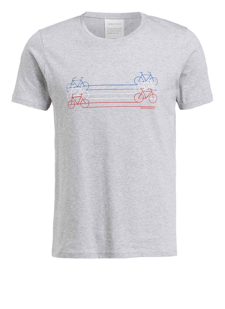 shirt Armedangels T Meliert Hellgrau Kaufen Jaames Von Bei 6fvbgY7y
