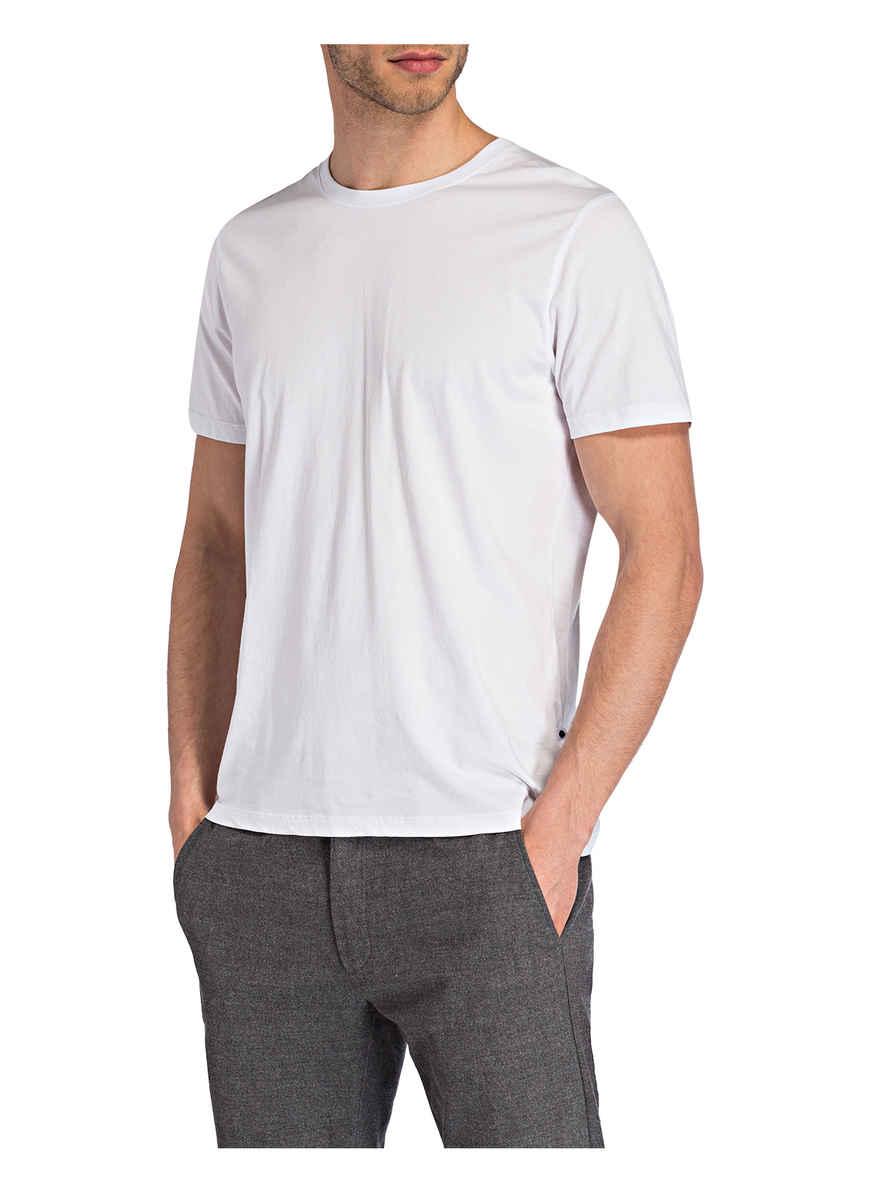 T-shirt Von Nn07 Weiss Black Friday