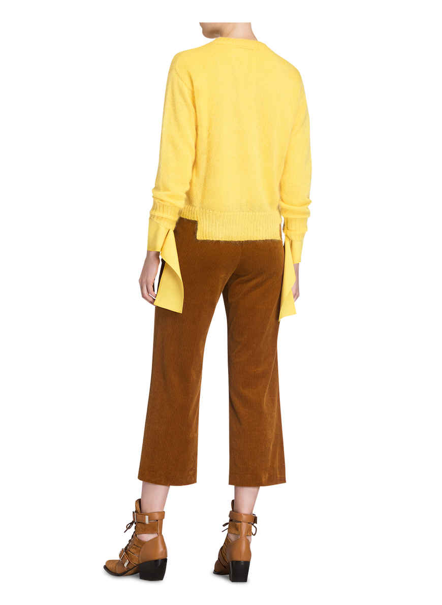 Kaufen Gelb Cerano Pullover Von Luisa Bei D2eWHIYE9