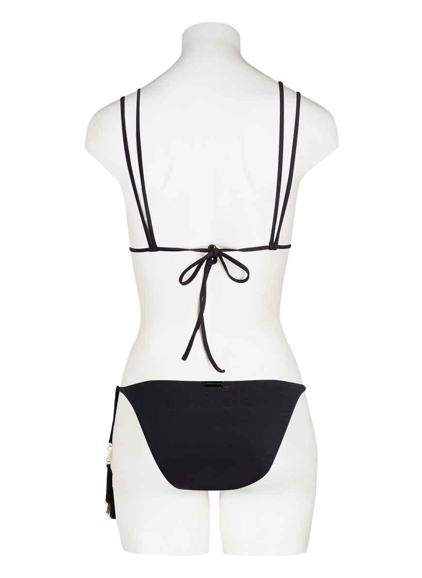 Mesh bikini Bei Triangel Von Watercult top Schwarz Black Kaufen N8wn0m