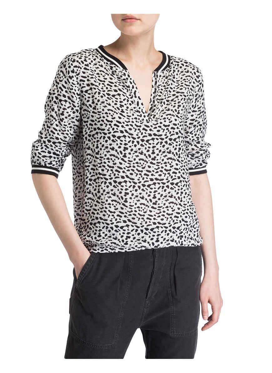 Bei Kaufen WeissSchwarz Blusenshirt Von Monari UVpqSzGM