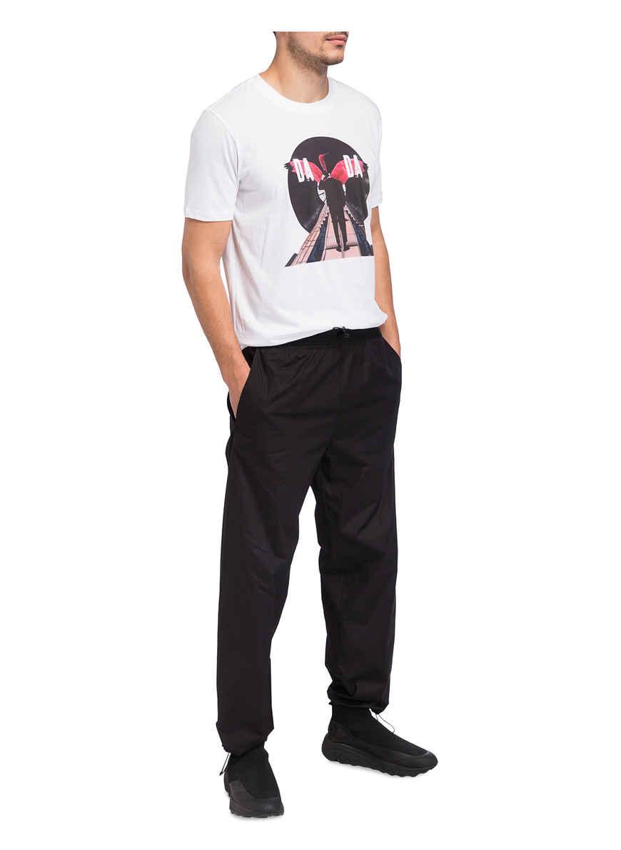 Hugo T Bei shirt Von Dadaist Kaufen Weiss lK1TFJc3
