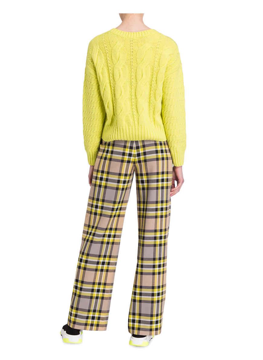 Pullover Von Closed Gelb