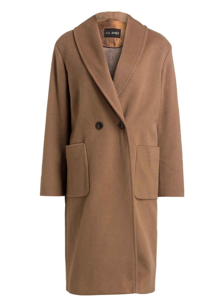 wähle authentisch Bestellung attraktive Designs Mantel von GIL BRET bei Breuninger kaufen