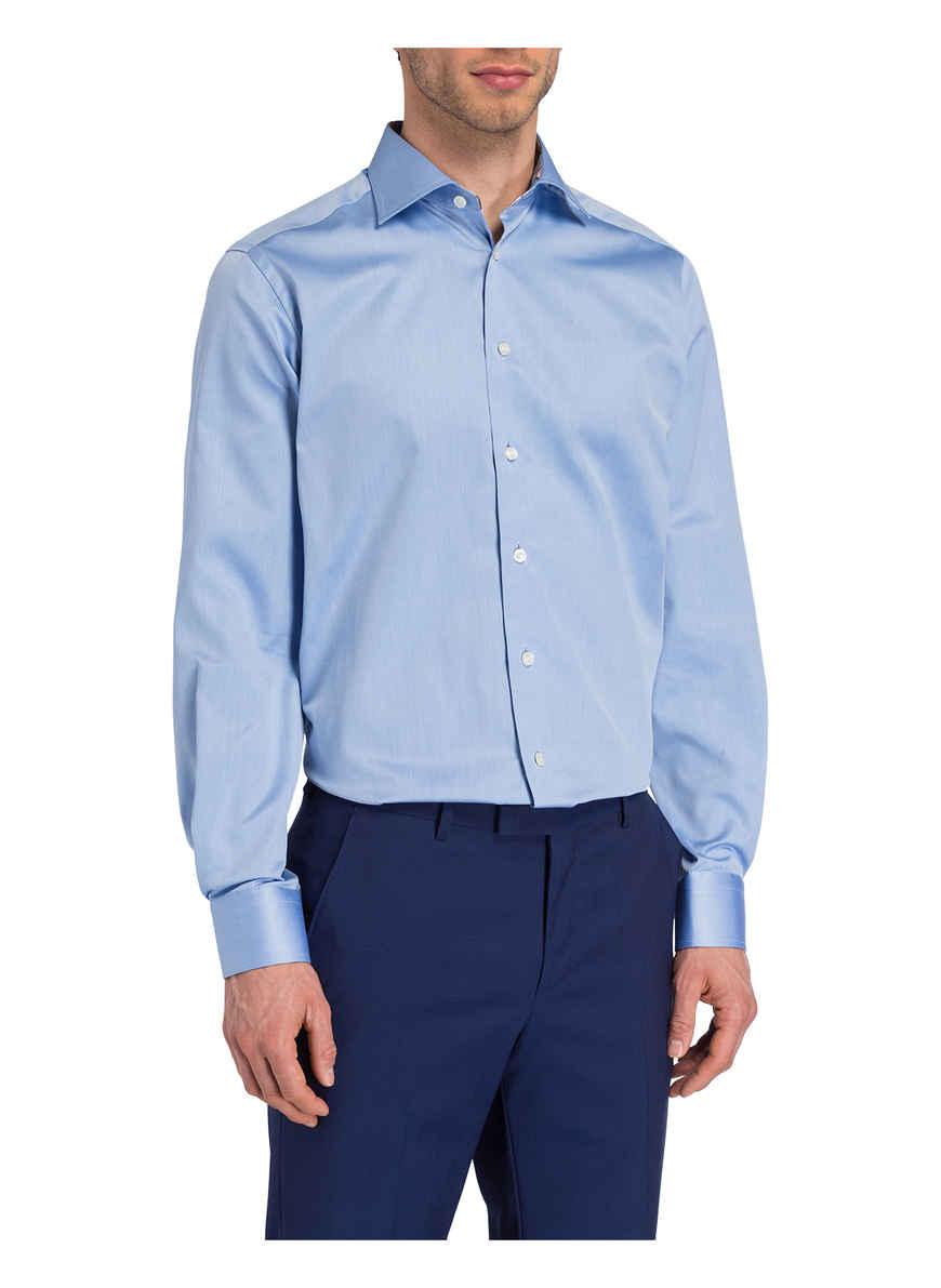 Hemd Contemporary Fit Von Eton Hellblau Black Friday