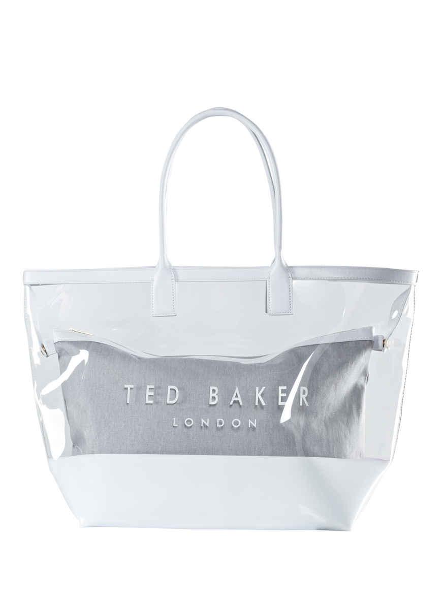 Shopper Von Bei Kaufen WeissTransparent Dorrys Ted Baker kwnOP0