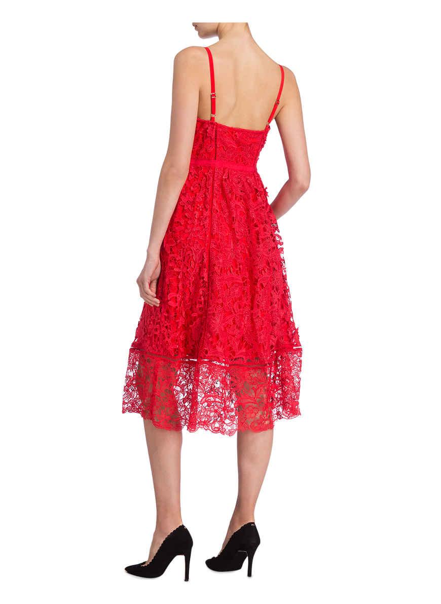 Kleid Valens Von Ted Baker Rot