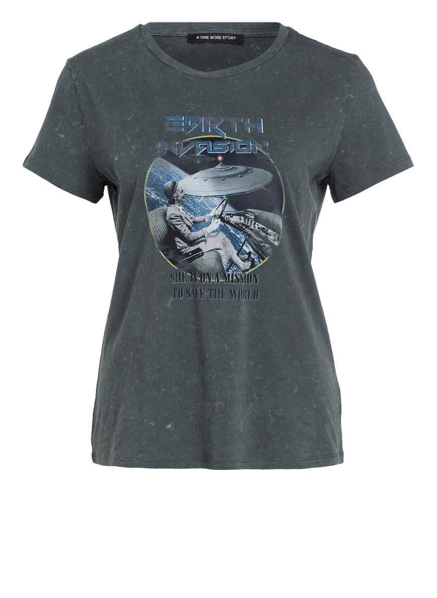 Kaufen T One Von More Story shirt Bei Dunkelgrau kPXZN80wnO