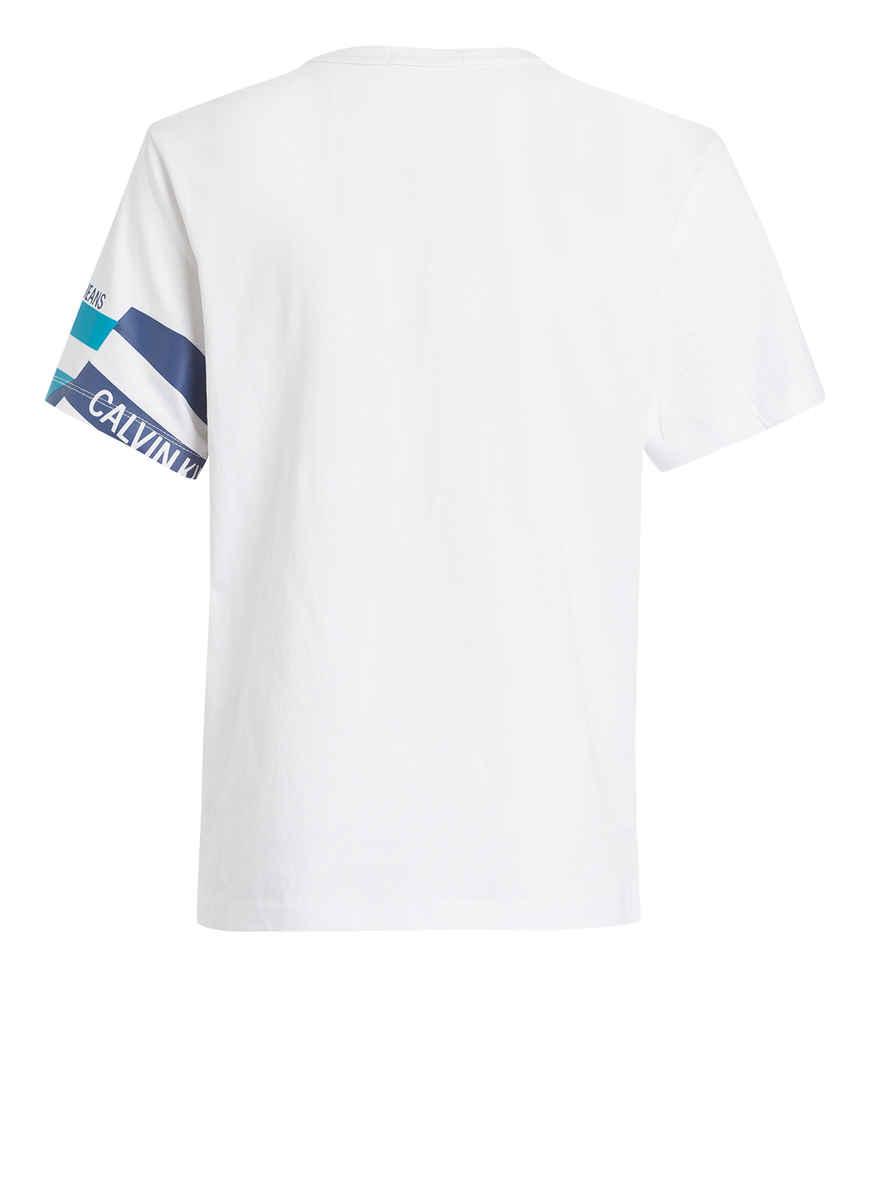 Calvin Bei Weiss Klein T shirt Von Kaufen PXZiuk