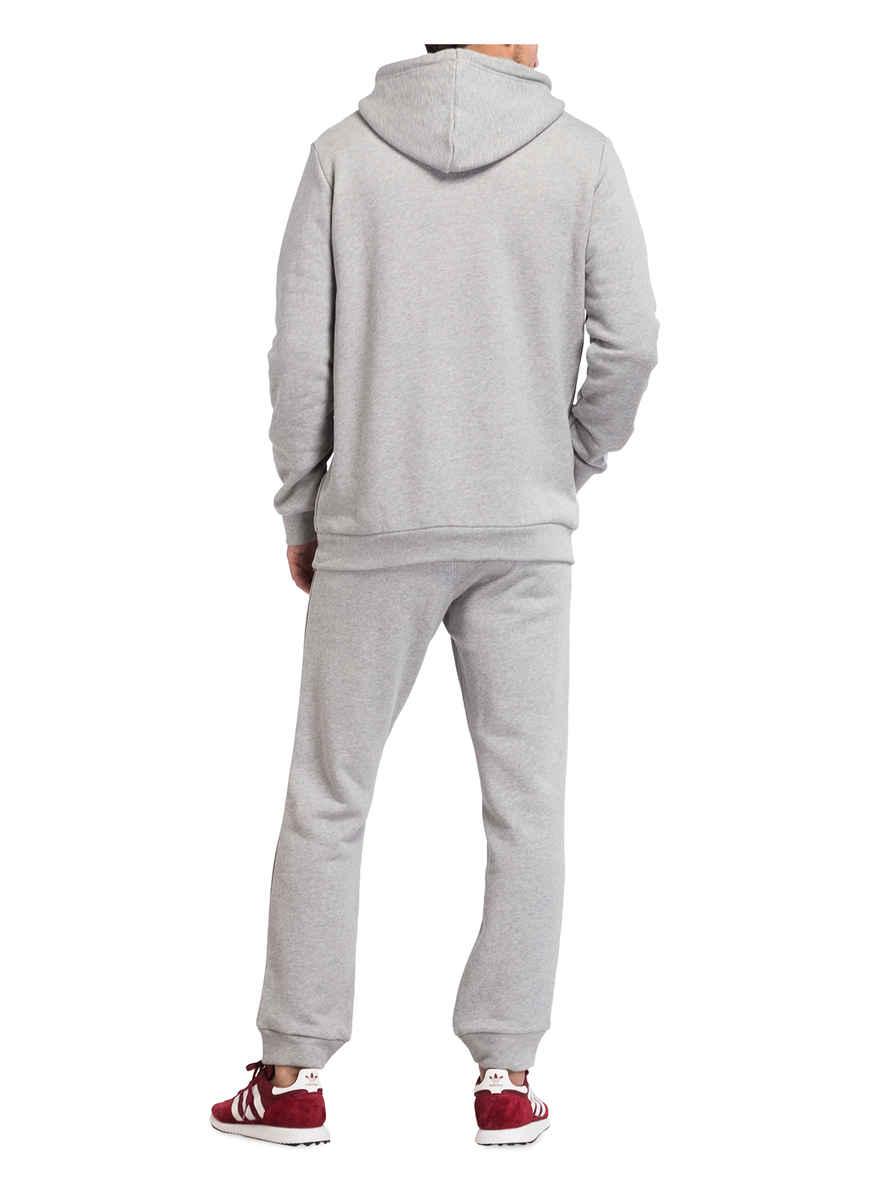 Sweatpants Trefoil Von Adidas Originals Grau Black Friday