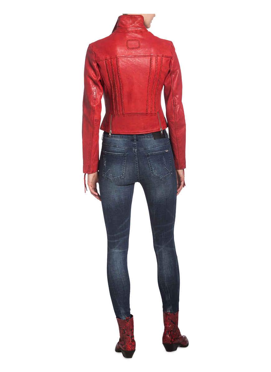 Denim jeans Bei Destroyed Tigha Kaufen Von DunkelblauEcru Ania vmnON0y8w