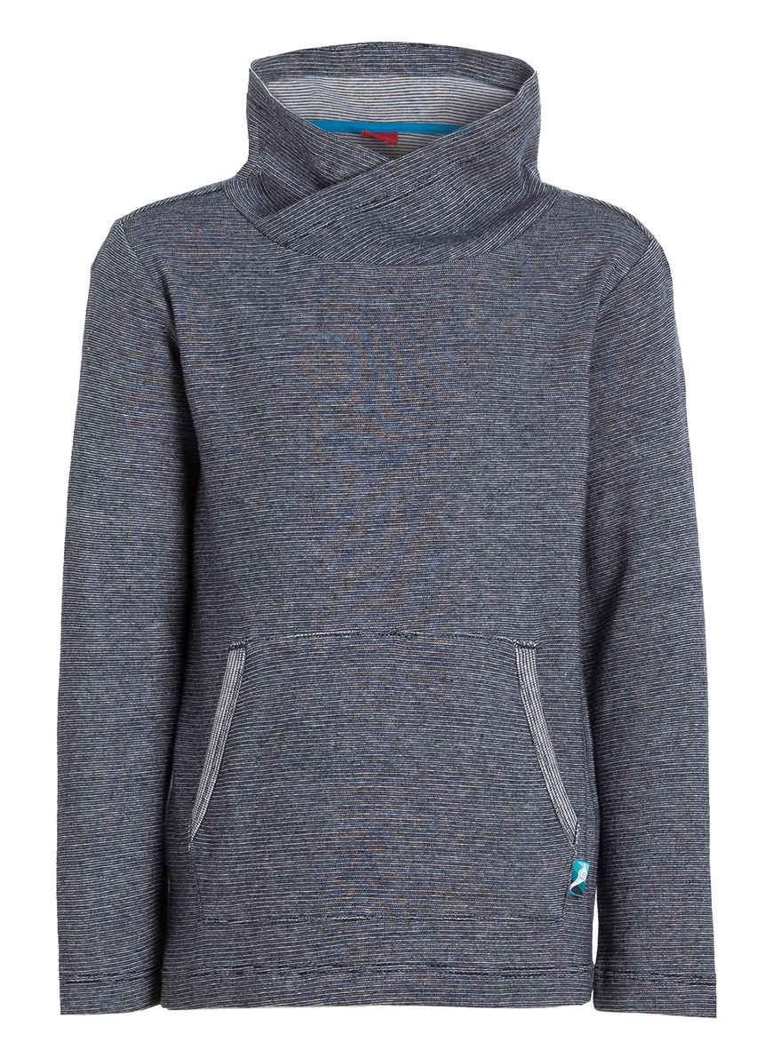 Kaufen S oliver Bei Sweatshirt DunkelblauHellgrau Meliert Von 80wyvmnNPO