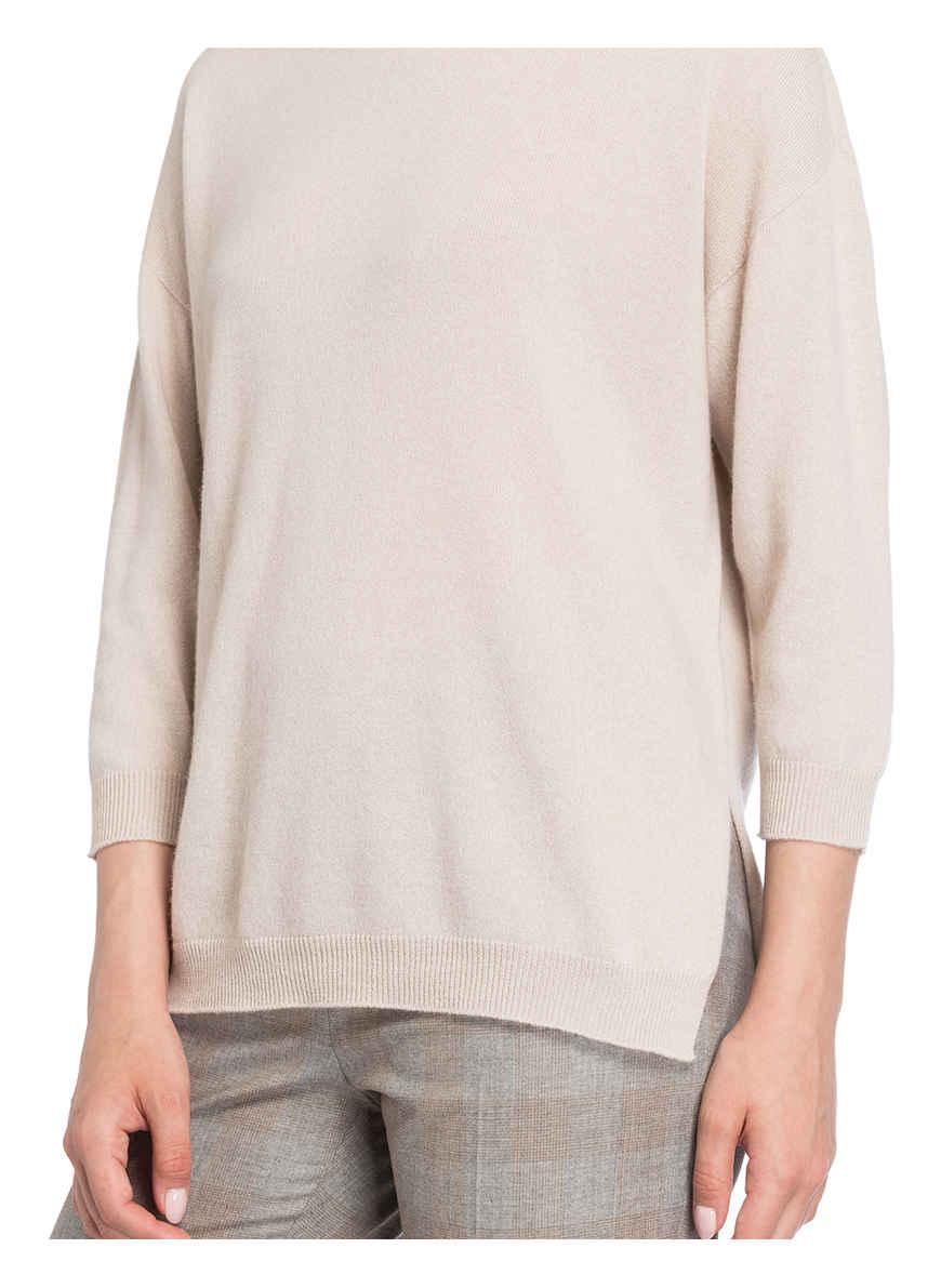 Cashmere-pullover Von Peserico Beige