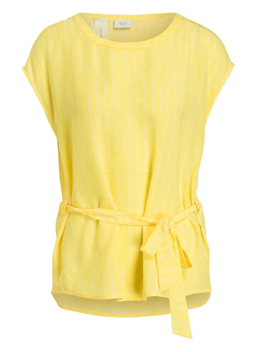 Kaufen Gelb Pure Marc O'polo Seidenblusenshirt Bei Von 9IDHbe2WEY