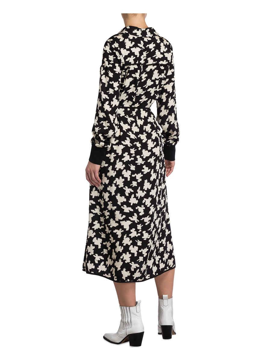 Kleid Beatrice gemustert Kaufen Bei Schwarz Von B lKFc31TJ