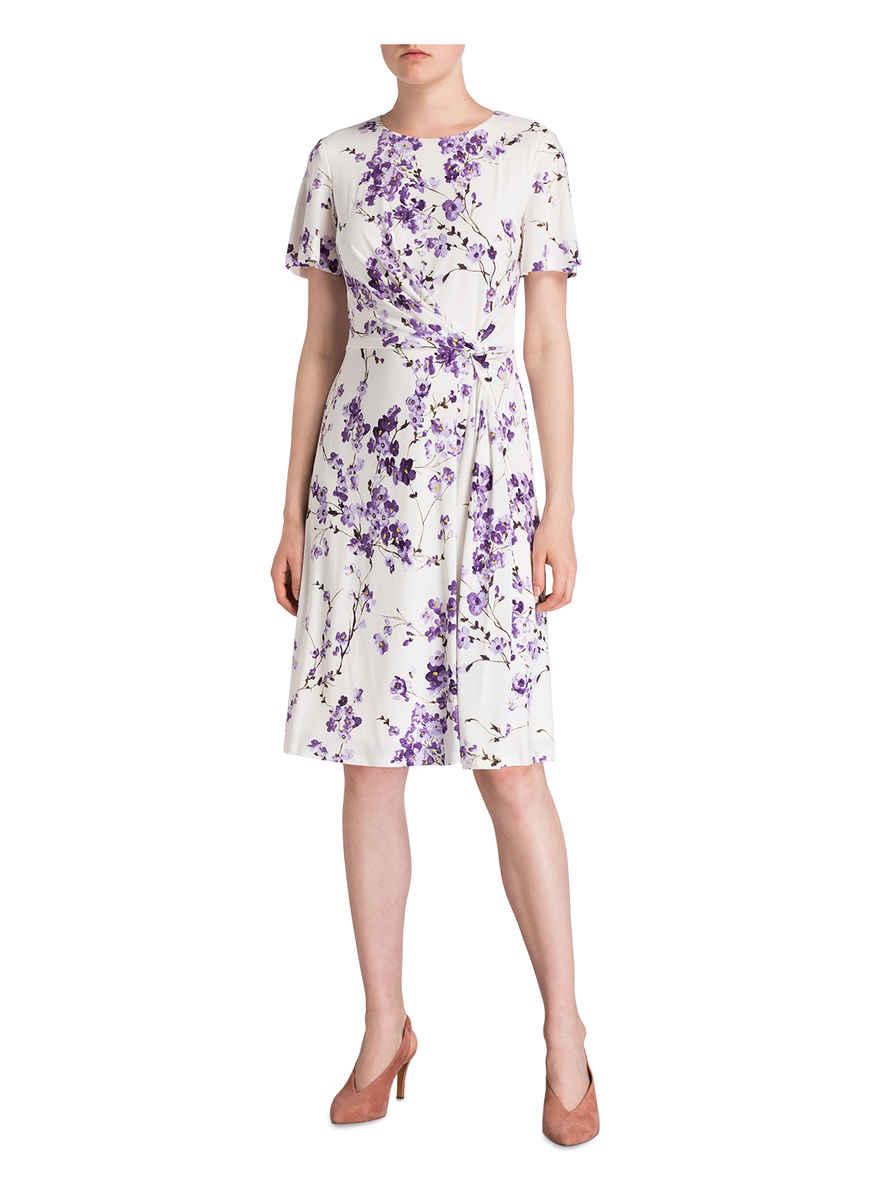 Von Lauren CremeViolettHellgrün Kaufen Kleid Vemalyn Ralph Bei stdCxQhr