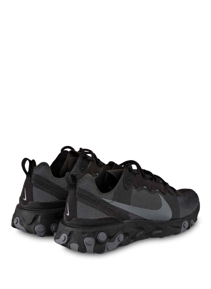Von React Bei 55 Nike Kaufen Sneaker SchwarzGrau 4jARL53
