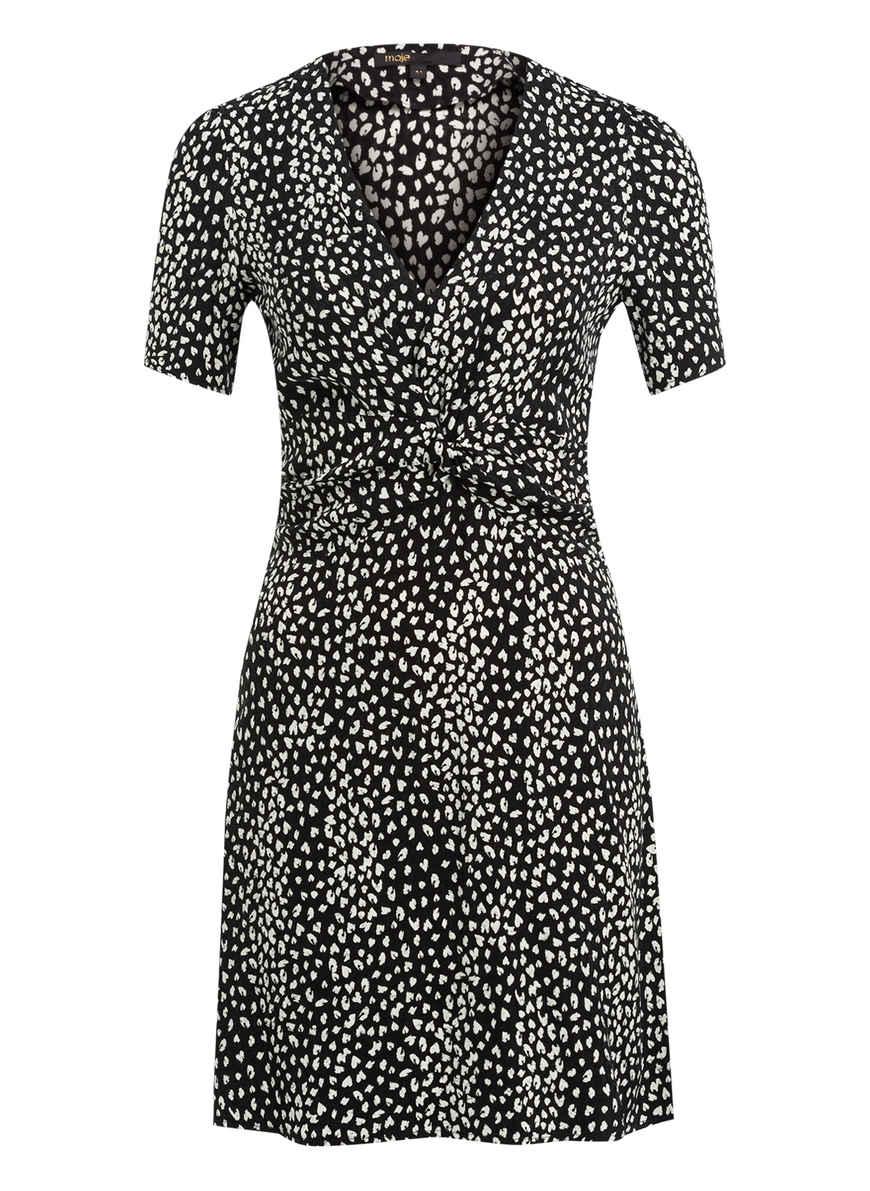 SchwarzWeiss Bei Kaufen Kleid Maje Ripi Von reCBdox