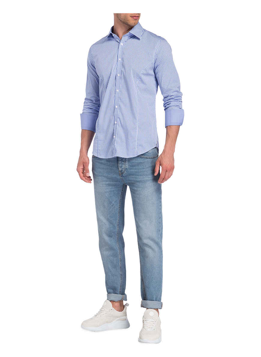 Kaufen Hemd Von Slim Manufaktur Bei Fit Q1 HellblauWeiss Walter mn0vNw8