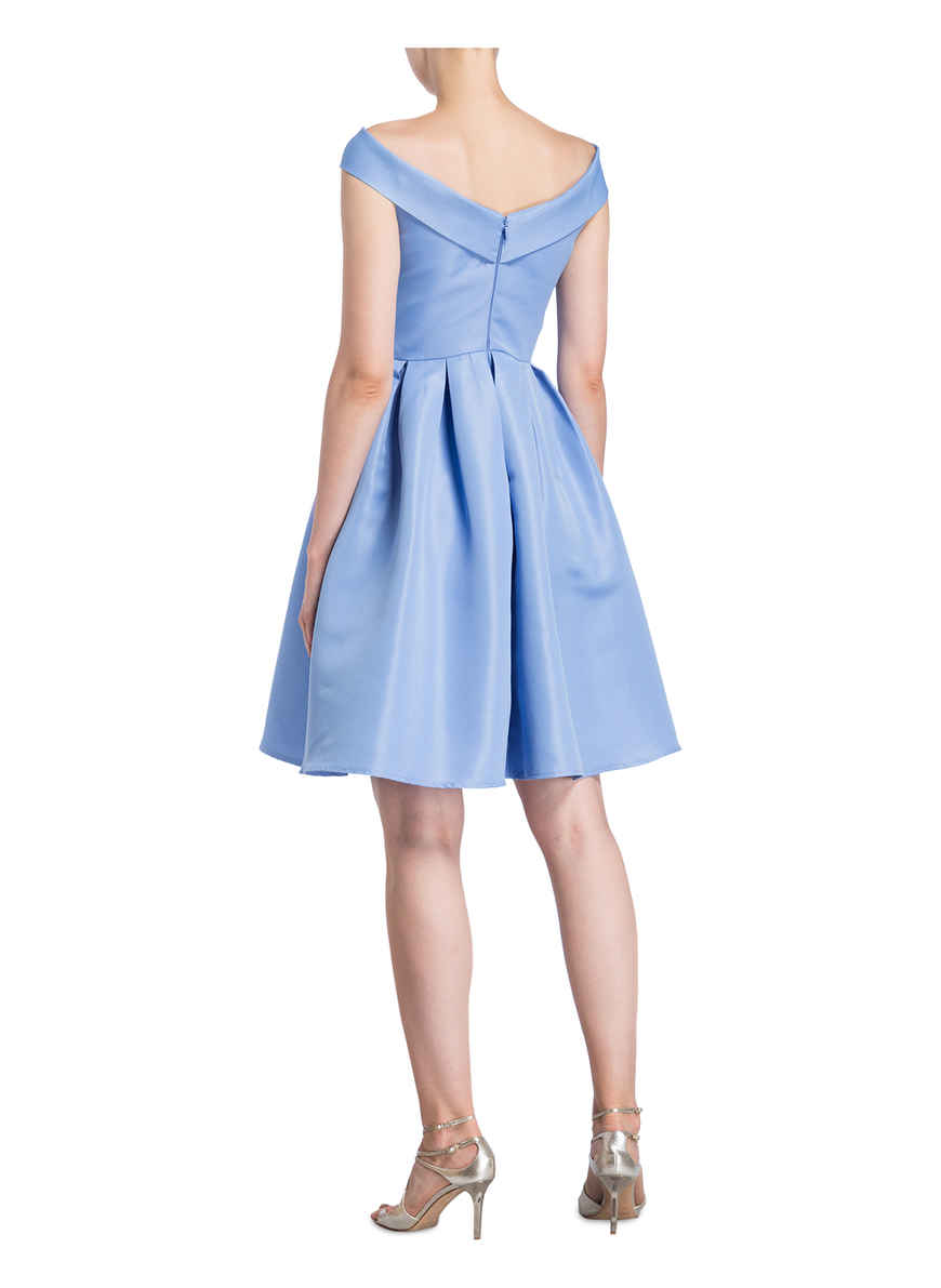 Kleid Melly Von Chi London Hellblau