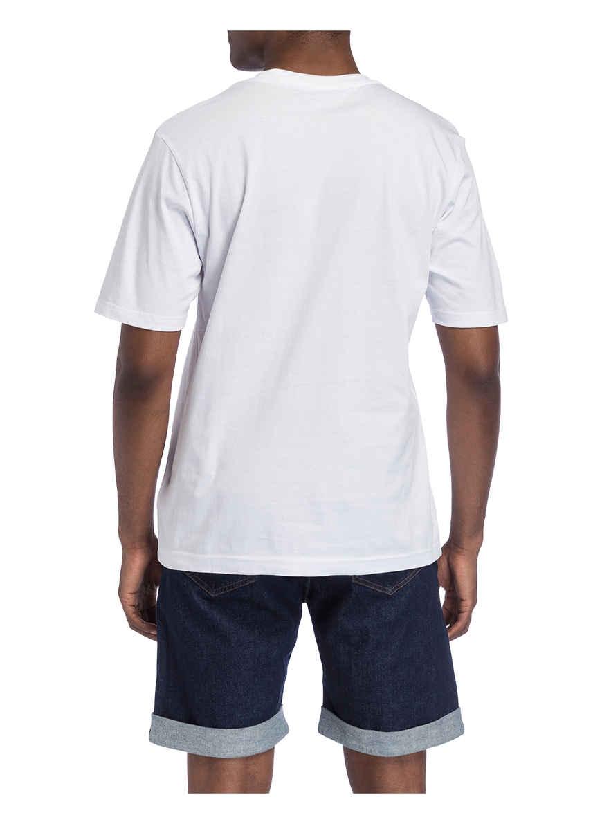 Bei coral Calvin T shirt Klein Von Kaufen White white Jeans 112 Bright EHIYWD29