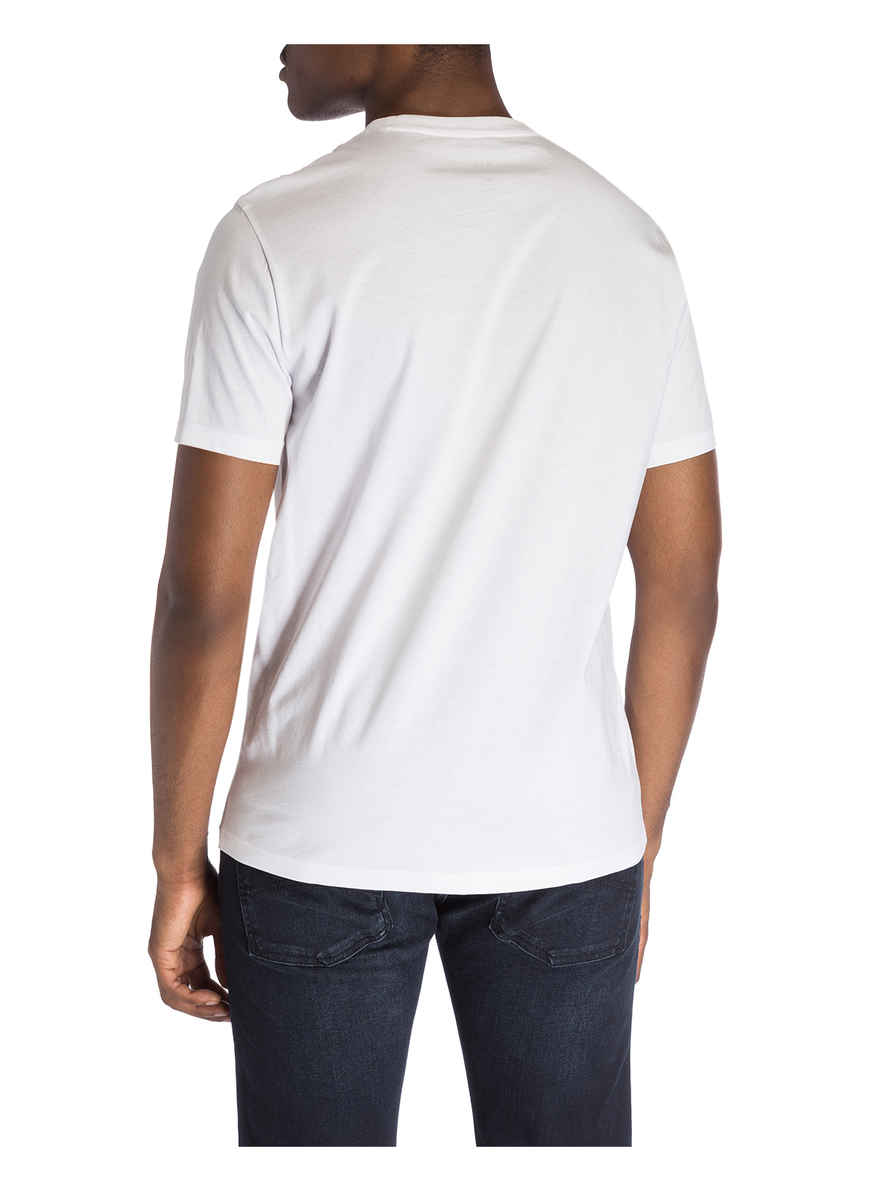Von Armani Kaufen Weiss T Exchange Bei shirt v8nmNwO0