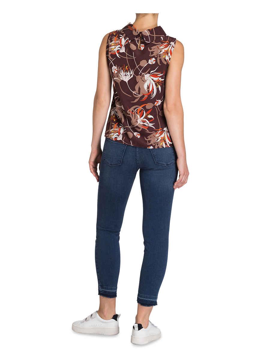 Skinny-jeans Dream Von Mac Night Blue Commercial