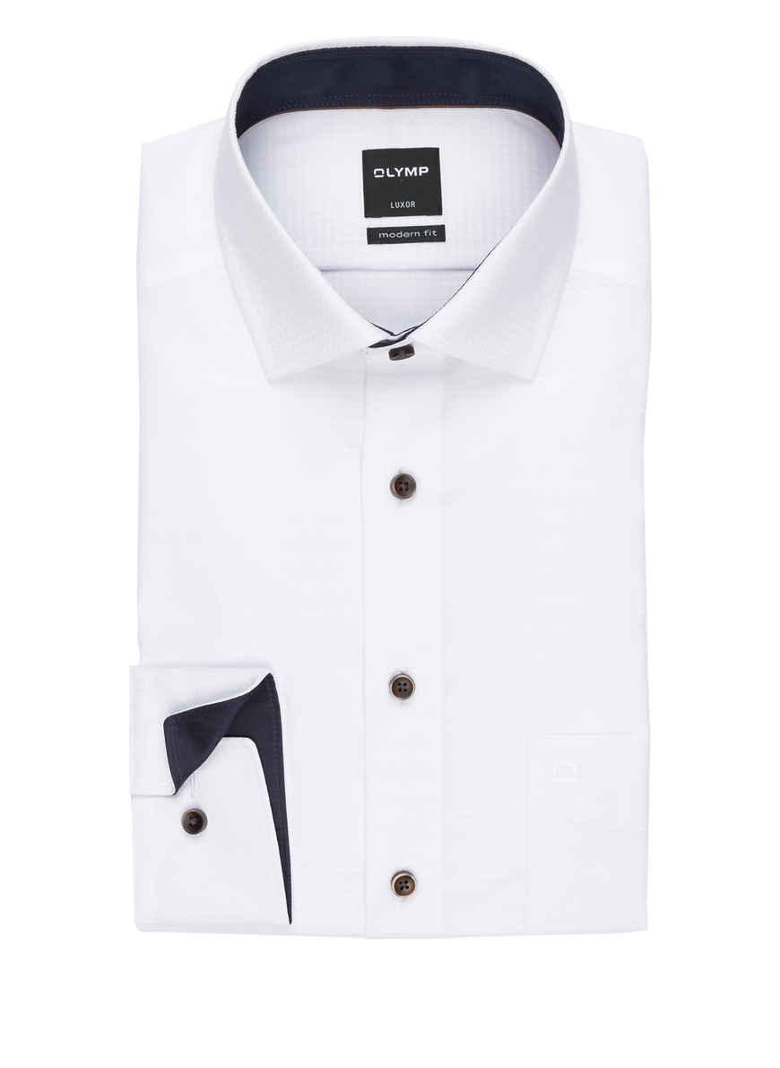 Weiss Luxor Von Kaufen Hemd Bei Olymp Fit Modern Pm8On0ywvN
