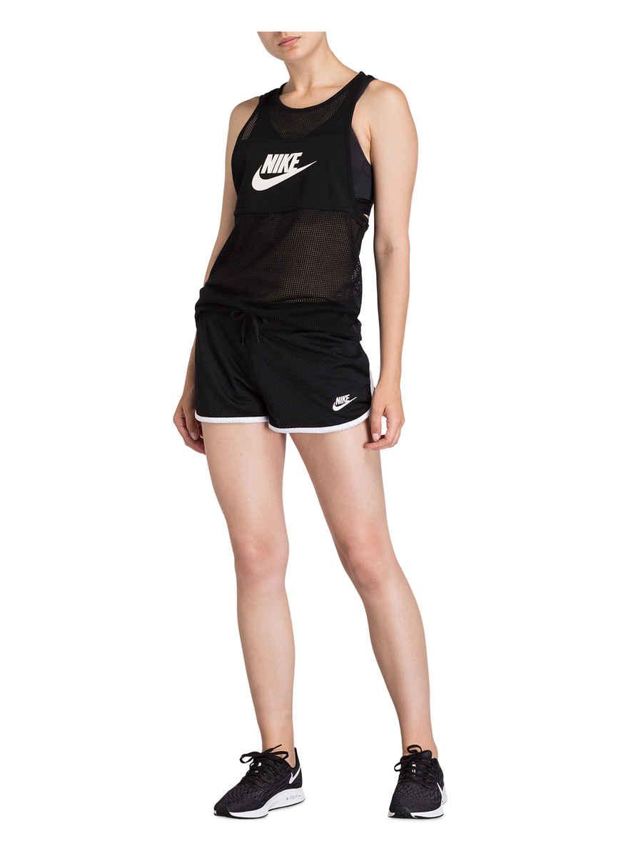 Aus Trainingsshorts Mesh Heritage Nike Kaufen Schwarz Bei Von y0vOPNmw8n