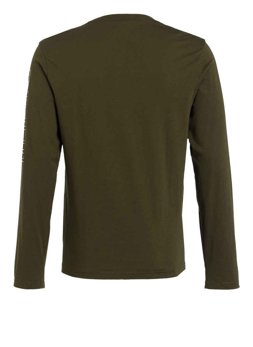 Bei Lounge Lauren Ralph Polo shirt Oliv Von Kaufen xCreQBEodW