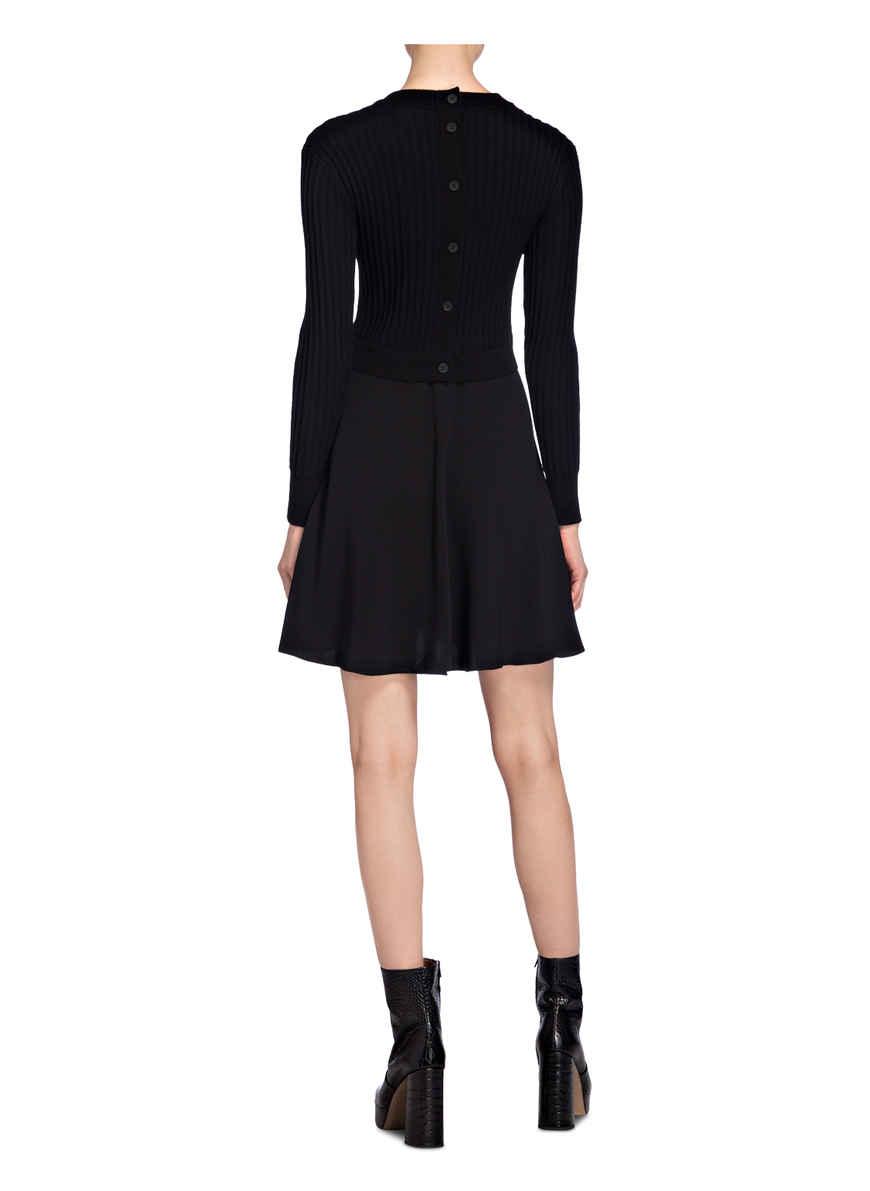 Kleid Kaufen Schwarz Von Kenzo Bei 34ARLjqc5