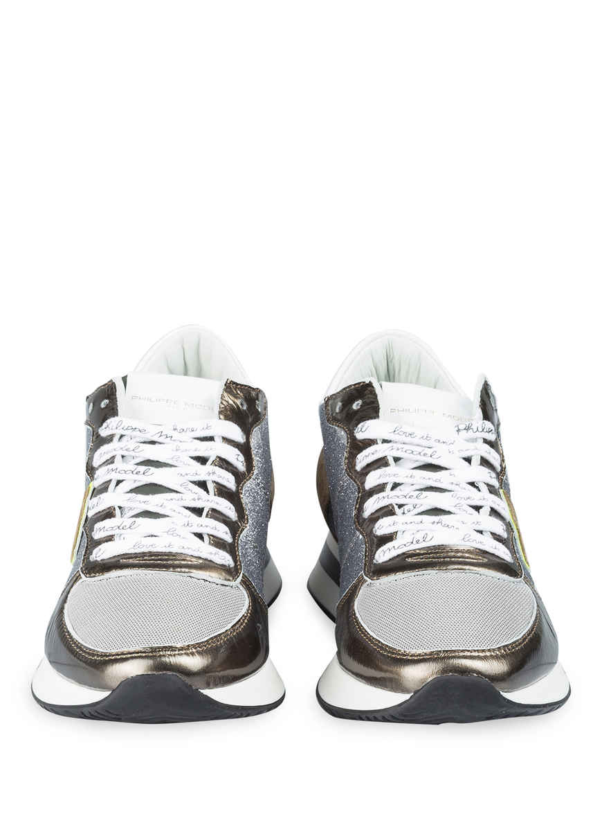 Tropez Philippe Sneaker Von KhakiSilber Bei Model Kaufen 80wPkOn