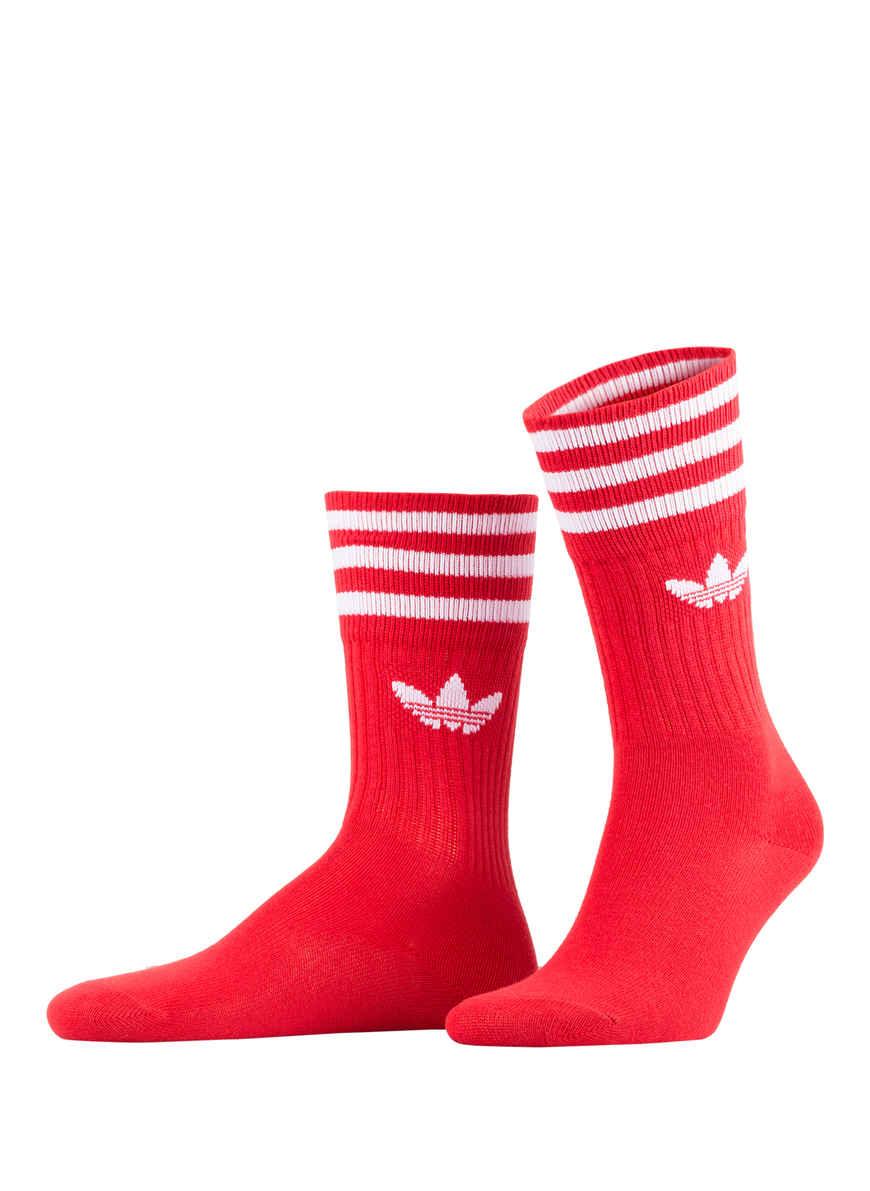 3er Bei Socken RotWeissBordeaux pack Kaufen Originals Crew Adidas Von wXZiTPuOk