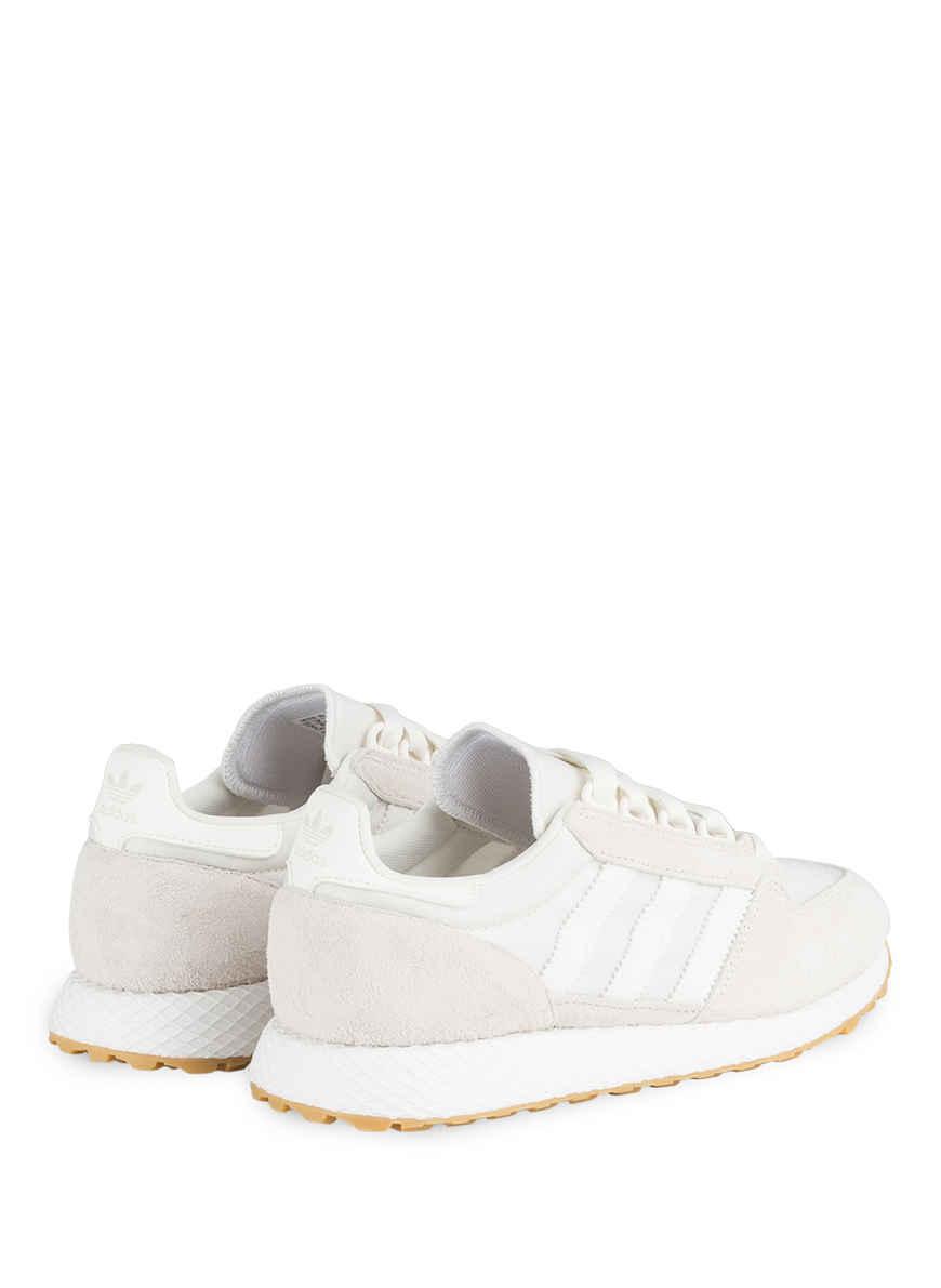 Sneaker Forest Grove Von Adidas Originals Weiss/ Creme Black Friday