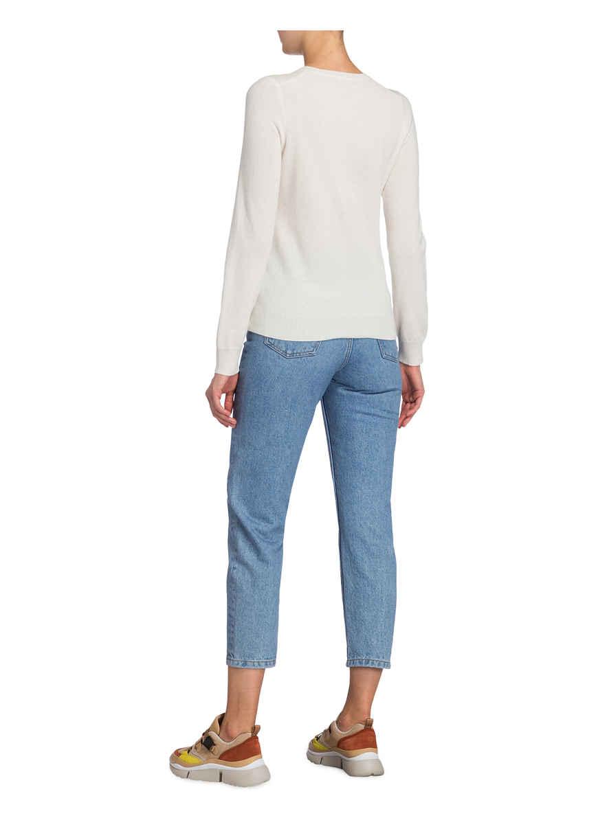 Cashmere-pullover Von Repeat Creme