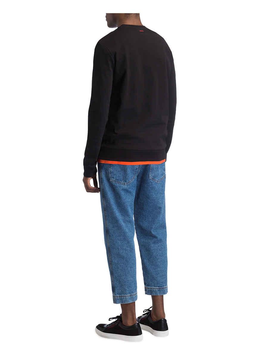 Sweatshirt Dicco Schwarz Kaufen Von Hugo Bei A5Rj4L