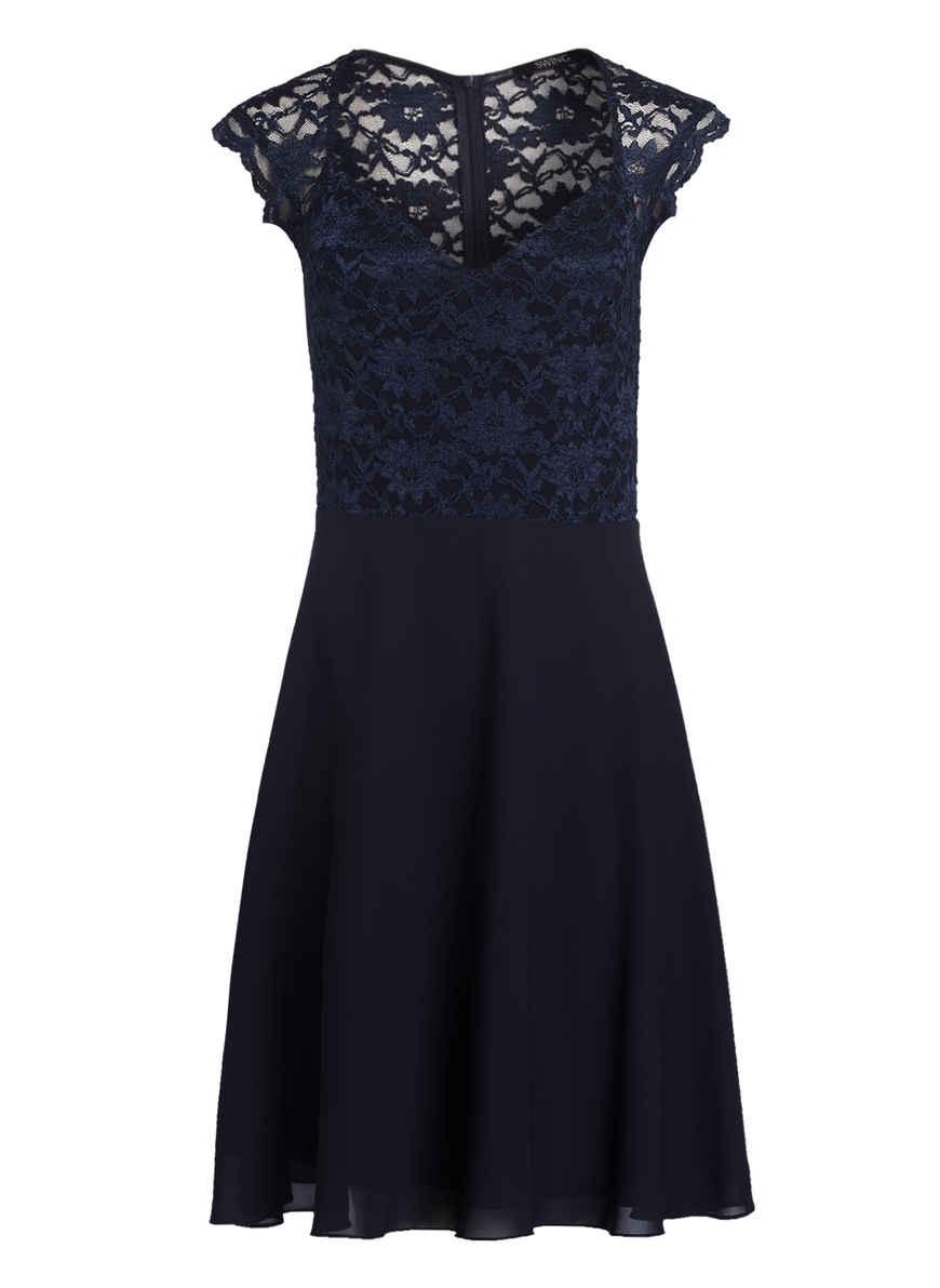 Kaufen Kleid Von Swing Bei Dunkelblau N8vmn0wO