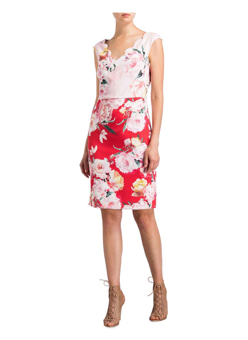 Von Vera HellrosaRotGrün Mont Kaufen Bei Kleid GMpVqSUz