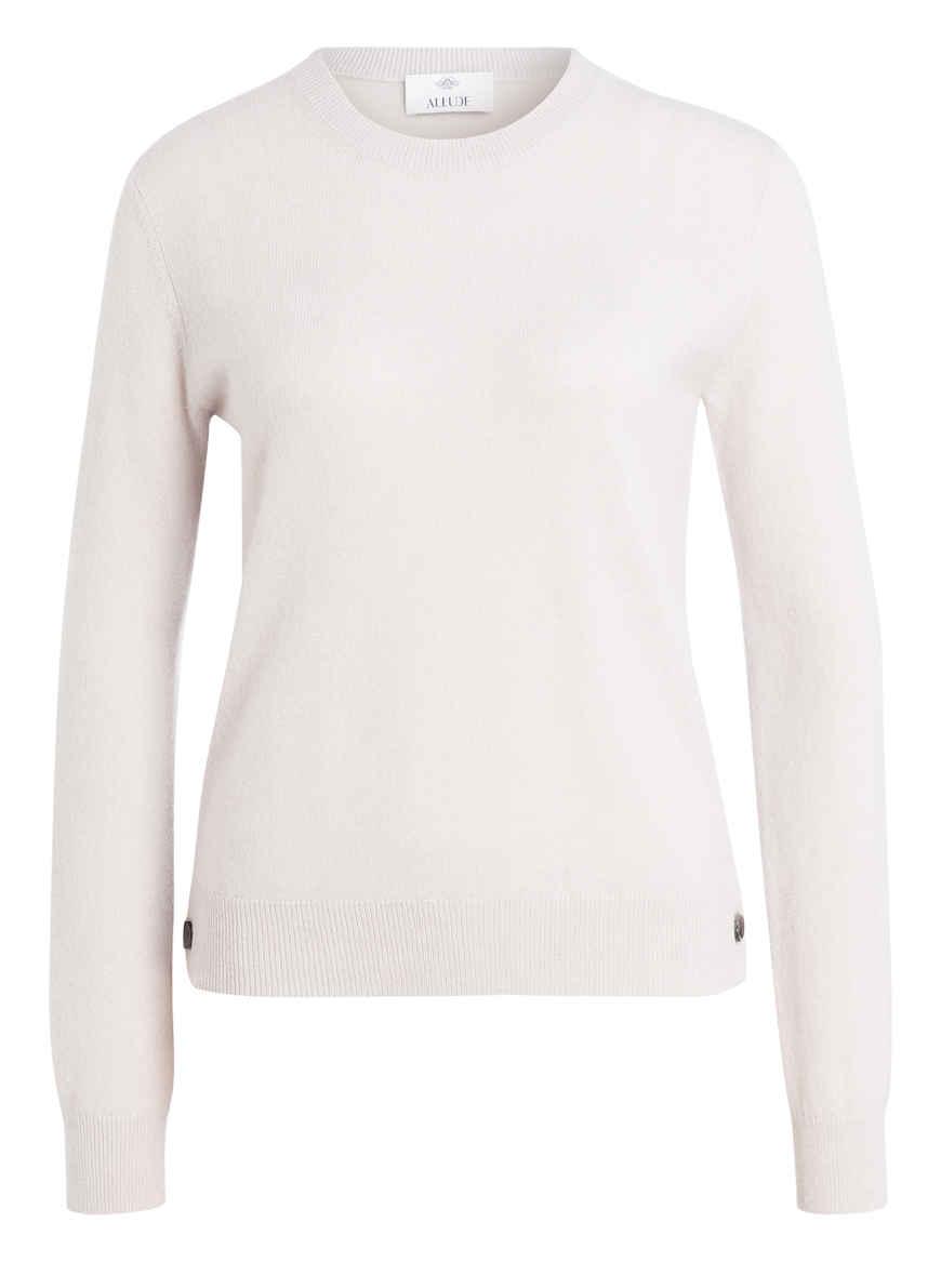 Bei Kaufen Von Cashmere Allude pullover Hellgrau 34LARc5jq